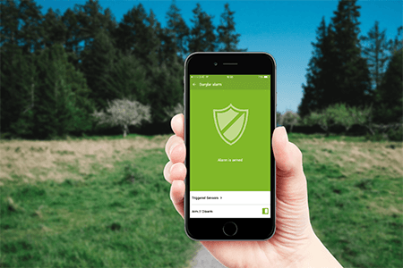 Smart Home Alarm & Sicherheit